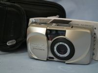 Mju Zoom 140 Olympus Cased Camera + Inst £14.99